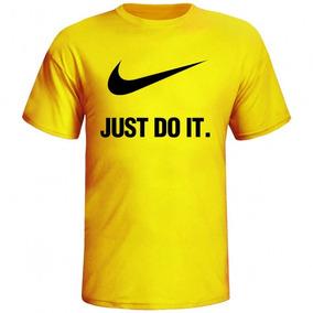 Testeira Nike Amarela Frete Gratis - Camisetas Manga Curta para ... 36f9525a911f0