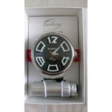Reloj Tendence Blanco, Nuevo, Original