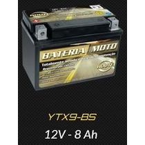 Bateria Route - Kawasaki Zx 600-k / M Ninja Zx-6rr - Ytx9-bs