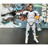 Star Wars Clone Legacy Pilot 2005 Hasbro Con Arma