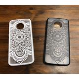 Funda Rigida Mandala Motorola Moto G6 G6 Plus G5s Plus