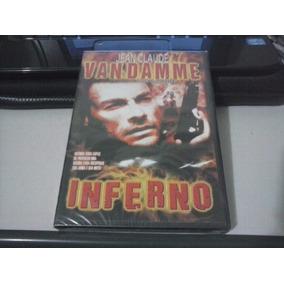 Inferno - Van Damme - Lacrado - Frete 6,00