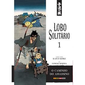 Lobo Solitário - Volume 01 - Panini - Reimpressão !!!
