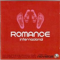 Cd Romance Internacional - Temas De Novelas - Novo***