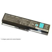Bateria Notebook P Toshiba Pa3817u-1brs Pabas228 6 C Pa3817u