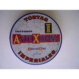 Lata De Turrones Antiu Xixona 1965 Tortas Imperiales España