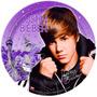 Platos Desechables Grandes Justin Bieber