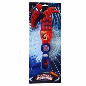 Braço Biônico Avengers Mão Articulada Brinquedo Homem Aranha