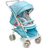 Carrinho De Bebê Maranello Verde Galzerano