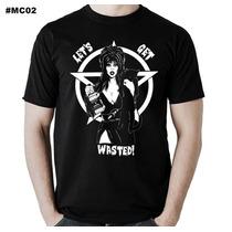 Camiseta Elvira, Mistress Of The Dark (a Rainha Das Trevas)