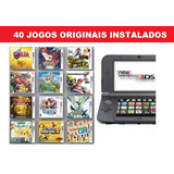 Nintendo New 3ds Xl Galaxy + Pokemon + Zelda + Super Smash