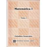 Matemática I Tomo 1 Y 2 Universidad Nacional Abierta