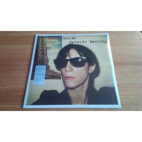 Patti Smith Outside Society 2 Lps Import Novo Lacrado