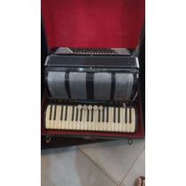 Sanfona/acordeon Scandalli 96 Baixos Original Italiana
