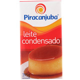 Leite Condensado Kit C/15 Cx Piracanjuba 395g Atacado!!!