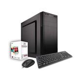 Computadoras Totalmente Equipadas Para Su Oficina + Monitor!