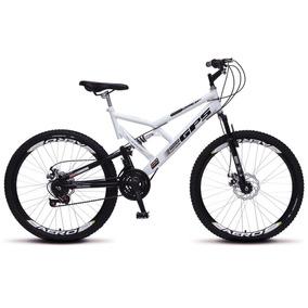 Bicicleta Colli Aro 26 Dp Suspensão Freios Á Disco - 220.05