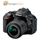 Nikon D5500 Profesional 24.2mp Touch Lente 18-55mm Hd