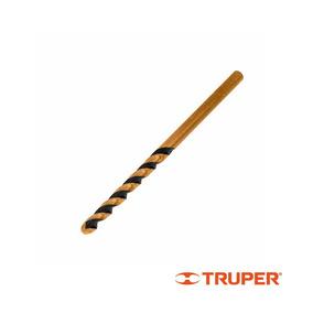 Broca De Alta Velocidad 5/32 Metal Madera Truper Ref 11122