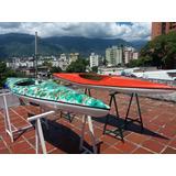 Kayak Modelo K1 Para Pesca, Travesia Y Deporte