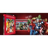 Marvel Los Heroes Mas Poderosos... Nuevos Cerrados De Origen