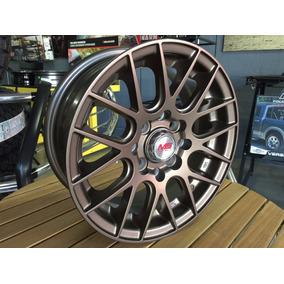 Rines 13 X 5 Deportivo Aluminio 4/100 Ms Chevy Varios