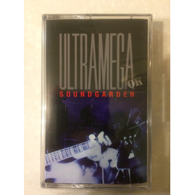 Soundgarden - Ultramega Ok (kct, 2017) + Archivos Digitales