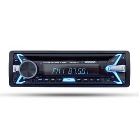 Daewoo Autoestereo Bluetooth Cd Usb Sd Mp3 Player Dw-3249bt