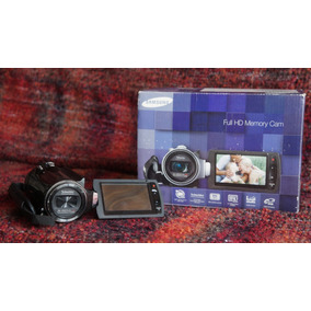 Video Camara Samsung Full Hd Memory Can
