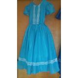 Disfraz De Dama Antigua