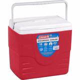 Caixa Térmica 15,1 Litros Vermelha Alça Polietileno Coleman
