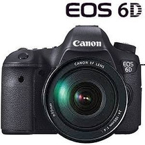 Canon 6d Kit 24-105 Is Usm Oferta Efectivo Stock Y Garantía