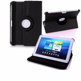 Funda Samsung Galaxy Tab E T560 9.6 Cuero 360 Giratoria