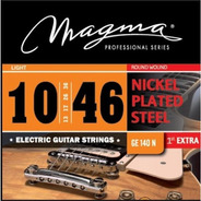 Encordado De Electrica Magma 010