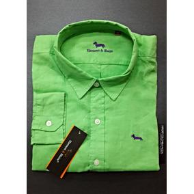 Camisas Lino Harmont & Blaine