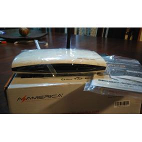Azamerica S1009 Plus Fta, Mas Lnb Hd, Arsat2 Gratis