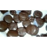 Alfajores De Chocolate Artesanales