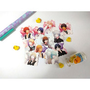 Set De 11 Stickers Uta No Prince Anime Utapri