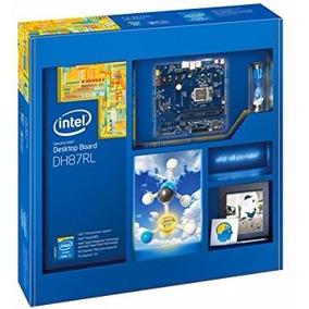 Combo Tarjeta Madre Intel Dh87rl Original Y Procesador G1820