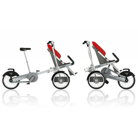 Oferta 40% Off! Bici Carriola Taga Bikes Original