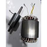 Motor 1.5cv Monof - Estator Rotor Para Lavadora Hobby Minib