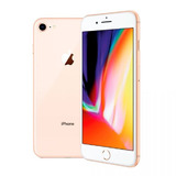 Iphone 8 Gold, Mq7e2bz/a,tela 4.7,256gb 12mp,chip A11
