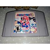 Mario Party 3 Nintendo 64 N64 Impecable Envio Gratis