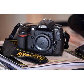 Nikon D300 Cuerpo Funcionando Perfecto