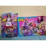 Duo Pack De Barbie Super Espía