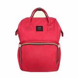 Pañalera Moderna Mommy Backpack Original Premium Y Cambiador