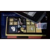 Lumia Negro 920 Personal Ramos Mejia Detalles Con Caja