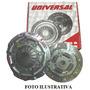 Kit Embreagem Ford Ka Motor 1.0 Zetec Rocam Completo!!