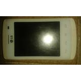 Telefono Lg -e411g Para Repuestos Táctil Dañado