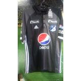 Camisa De Millonarios 2017 Alterna